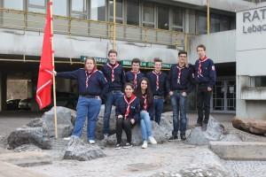 Die Malteser in Lebach - Montagsgruppe