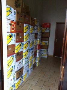 Auslandshilfe -Ukrainesammlung