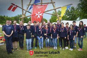 Pfingstzeltlager 2015: Treffen der Zünfte in Wüschhheim