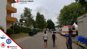 Flüchtlingshilfe 2015 - Landesaufnahmestelle