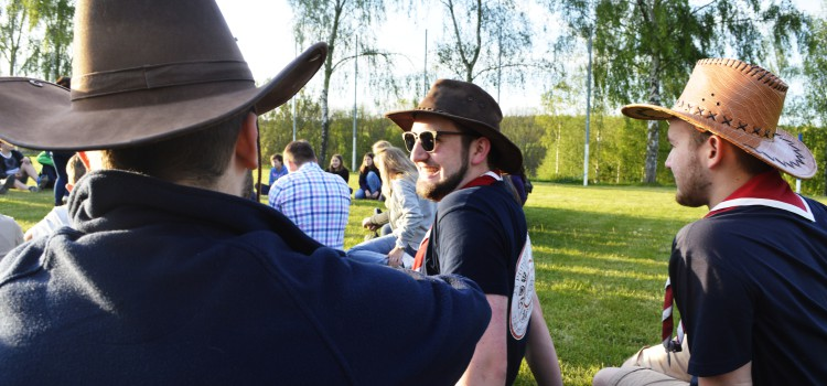 Pfingstzeltlager 2016 in Erfurt