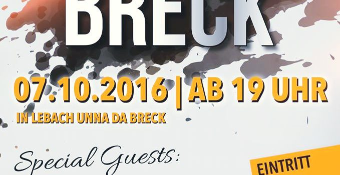 Party unna da Breck