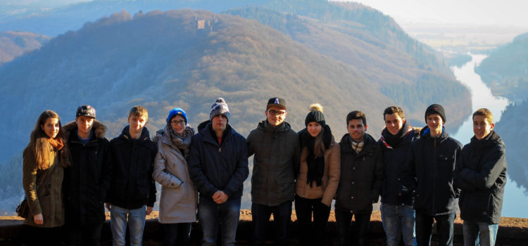 Malteser aus Emsdetten zu Besuch in Lebach