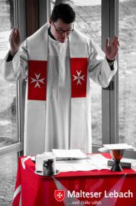 Begonnen wurde die Versammlung morgens mit einer gemeinsamen Messe, die von unserem Diözesanjugendseelsorger Tim und unserem Bundesjugendseelsorger Mathias gehalten wurde.